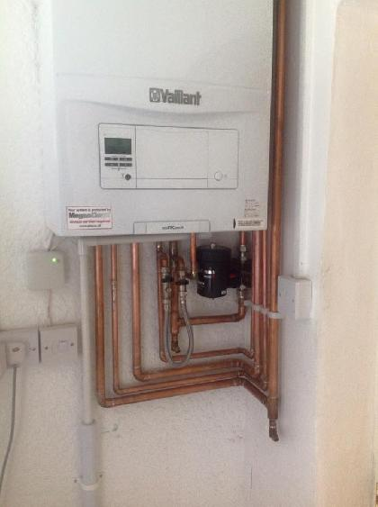Boiler installation in Accrington